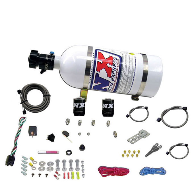 Nitrous Express 11712L Safety Blow-Off Cap 3000 psi For Lightning 45 Valve And DF-5 Valve Safety Blow-Off Cap